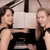 Piano duo with Anna-Mari