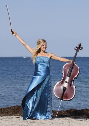 Anja cellist